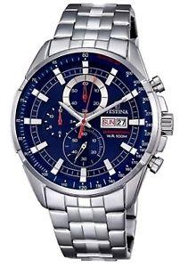 【送料無料】腕時計 ウォッチ マニュアルfestina f6844_3 reloj de pulsera para hombre es