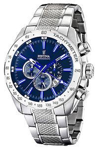 【送料無料】腕時計 ウォッチ ウォッチマンデュアルタイムクロノグラフクロノfestina reloj hombre dual time chronograph chrono f16488b