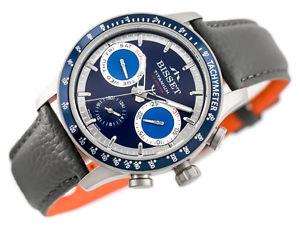 【送料無料】腕時計 ウォッチ マルチファンクションタイタンスイスbisset bsce 36 10 atm wr titan multifuncin swiss made reloj hombre reloj de pulsera