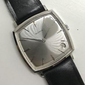 【送料無料】腕時計 ウォッチ ヴィンテージ8725 vintage watch glorys mai indossato nos 30mm carica manuale
