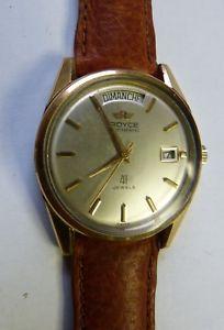 【送料無料】腕時計 ウォッチ ロイスmontre day date automatique royce anne 6070