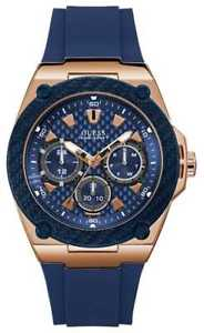 【送料無料】腕時計 ウォッチ メンズスポーツマルチローズゴールドラウンドguess legacy mens sport multi rose gold round w1049g2 relojes 18