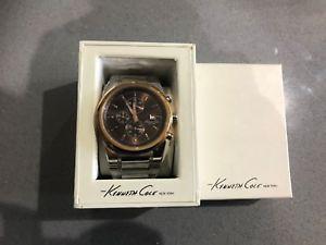 【送料無料】腕時計 ウォッチ ケネスコールマンニューヨークアラームkenneth cole york 3850 reloj para hombre