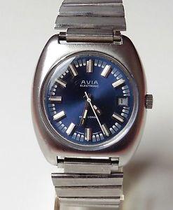 腕時計 ウォッチ ナイツスイスnuevo anuncioreloj de pulsera caballeros dcada de 1970 swiss ss avia swissonic electronic sec 9154 fecha