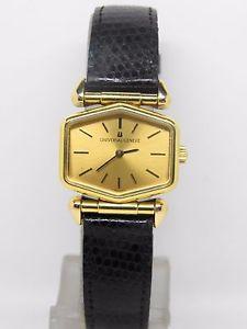 【送料無料】腕時計 ウォッチ ユニバーサルデファムプラークmontre universal genve de femme plaqu or