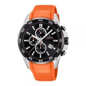 【送料無料】腕時計 ウォッチ クロノグラフfestina reloj hombre f203304 chronograph the originals collection, sch