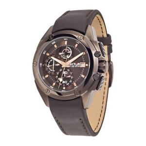 【送料無料】腕時計 ウォッチ セクタクロノペレサブメートルorologio uomo sector 950 r3271981001 chrono pelle marrone sub 100mt