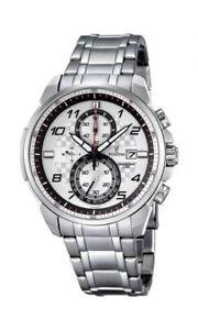 【送料無料】腕時計 ウォッチ ナイツクロノグラフfestina caballeroschronograph f68422