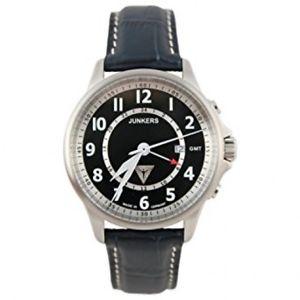【送料無料】腕時計 ウォッチ ジュクロッククオーツjunkers reloj ta ju 68484 seores reloj de pulsera con fecha reloj de cuarzo