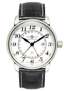 【送料無料】腕時計 ウォッチ ツェッペリンアラームzeppelin graf zeppelin seores reloj 76421 nuevo amp; ovp