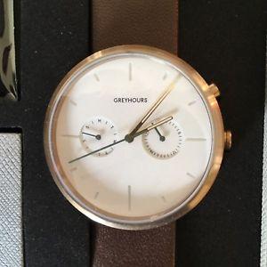 【送料無料】腕時計 ウォッチ ビジョンナイツアラームgreyhours visin caballeros reloj