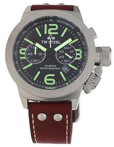 腕時計 ウォッチ スチールレディースクロノグラフブラウンtw steel seores reloj pulsera canteen chronograph braun cs24
