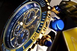 【送料無料】腕時計 ウォッチ プロダイバークロノグラフトーンステンレススチールウォッチinvicta hombre 45mm pro diver crongrafo dos tonos reloj de acero inoxidable