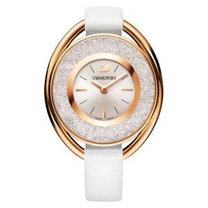 【送料無料】腕時計 ウォッチ スワロフスキーレディースピンクゴールドウォッチnuevo genuino seoras swarovski 5230946 crytaline oro rosa reloj ovalgaranta