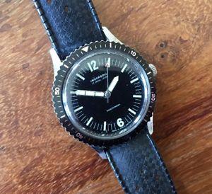 【送料無料】腕時計 ウォッチ ダイバージュエルアラームingersoll buzos 17 joya reloj 1970 condicin original