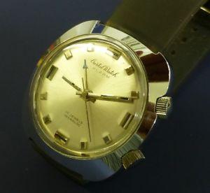 【送料無料】腕時計 ウォッチ クリスタルビンテージアラームvintage alarm cristal watch