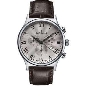 【送料無料】腕時計 ウォッチ クロードベルナールクラシックアラームマンクロノグラフclaude bernard por edox clsico reloj hombre 102173ar1 crongrafo hecho en