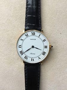 【送料無料】腕時計 ウォッチ ヌーヴォーヴィンテージアラームnos nuevo vadur nouveau cuerda manual hand winding vintage watch reloj 33mm