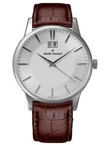 【送料無料】腕時計 ウォッチ クロードベルナールアインclaude bernard sophisticated classics big date 63003 3 ain