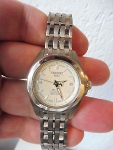 【送料無料】腕時計 ウォッチ ティソステンレスnoble, de alta calidad reloj de pulsera __ tissot __ acero inoxidable __ nuevo __