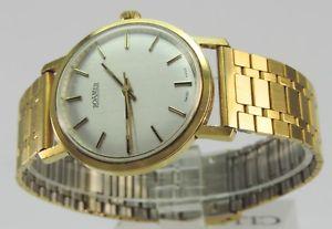 【送料無料】腕時計 ウォッチ ビンテージローマーブランドスイスミクロンvintage roamer swiss made brevete reloj de pulsera 20 microns dorado