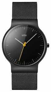 【送料無料】腕時計 ウォッチ ブラウンブラックメッシュストラップbraun correa negra de malla negra para hombre bn0211bkmhg relojes 11