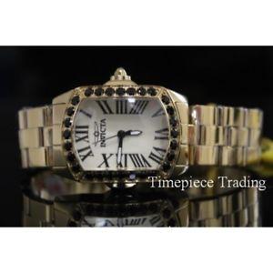 【送料無料】腕時計 ウォッチ スピネルssアラームinvicta mujer lupa edicin limitada cuarzo negro spinel ss reloj mujer 14840