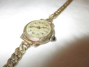 【送料無料】腕時計 ウォッチ ライバルリアルゴールド