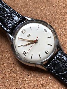 【送料無料】腕時計 ウォッチ スイスアラームビンテージマービンラージサイズ1950s vintage marvin de gran tamao hecho en suiza reloj para hombre dres cal560 37,2 mm