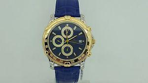【送料無料】腕時計 ウォッチ クォーツクロノヴィンテージウォッチpryngeps orologio cr763 quarzo chrono vintage 10atm watch