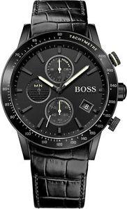 【送料無料】腕時計 ウォッチ ヒューゴボスクロノグラフnuevo hugo boss hb 1513389 reloj con crongrafo para hombre navales 2 ao de garanta