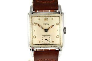 【送料無料】腕時計 ウォッチ ebel square meccanico 1960 caliber 88 nos