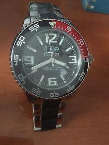 【送料無料】腕時計 ウォッチ アラームウォッチwatch men 3h automatic reloj 45mm