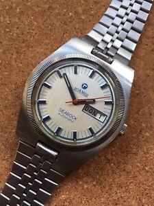 【送料無料】腕時計 ウォッチ ローマーブランドシーロックスイスステンレススチールケースアラーム
