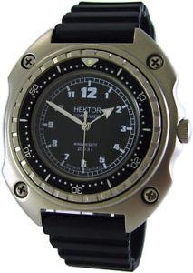 【送料無料】腕時計 ウォッチ コマンドドイツクロックビンテージデザインダイバーウォッチhctor mando germany seores reloj nutico vintage design diver watch 200m 20atm