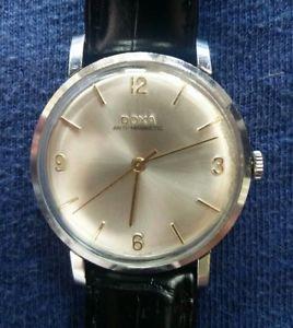 【送料無料】腕時計 ウォッチ アラームドクサビンテージreloj doxa sastre vintage dcada de 1960
