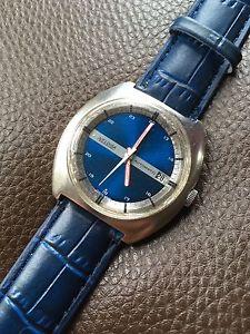送料無料 腕時計 送料無料限定セール中 ウォッチ ヴィンテージスチールアラームサイズ1960s vintage heloisa de gran tamao automtico acero 新色追加して再販 para mm 39 reloj todo hombre