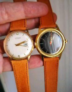 【送料無料】腕時計 ウォッチ ヴィンテージtwo junghans vintage watch