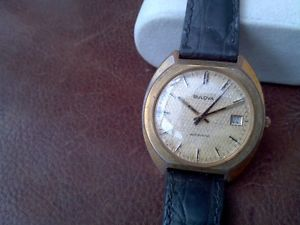 【送料無料】腕時計 ウォッチ montre bulova automatic