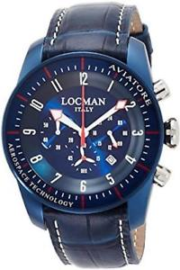 【送料無料】腕時計 ウォッチ locman 0450blblfwrbpsb orologio da polso uomo it