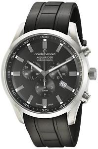 【送料無料】腕時計 ウォッチ クロードベルナールアラームスイスクロノグラフclaude bernard por edox aquarider reloj hombre 102223canv crongrafo suizo