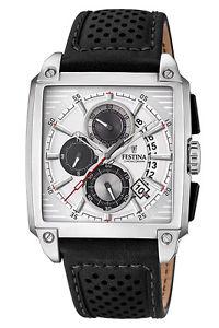 【送料無料】腕時計 ウォッチ クロノグラフアラームクロノfestina timeless chronograph reloj hombre chrono f202651