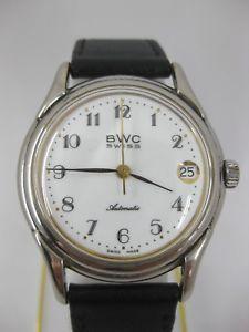 スイスアラームマニュアルジュエルbwc hombre 25 3158 752 fecha automatic reloj 7 ウォッチ swiss 【送料無料】腕時計 jewels