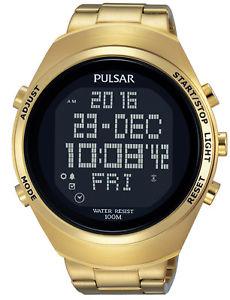 【送料無料】腕時計 ウォッチ デジタルクロノグラフクロノpulsar reloj de hombre crongrafo digital pulsar x chrono pq2056x1
