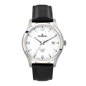 【送料無料】腕時計 ウォッチ クロックマンサファイアストアガラスdugena 4460911 almacn reloj hombre automatik zafiro vidrio 10atm