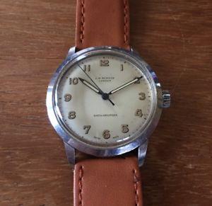送料無料 爆安 腕時計 ウォッチ ビンテージベンソンロイドプレゼンテーションvintage 公式 j w presentacin 1960 de lloyds bensoncyma reloj