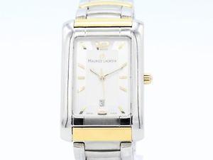 【送料無料】腕時計 ウォッチ maurice lacroix miros quartz steel 69854