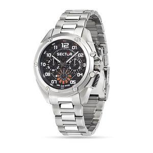 【送料無料】腕時計 ウォッチ オロロジオロレンツォレーシングウォッチorologio sector lorenzo racing 950 r3253581005 watch nero multifunzione acciaio