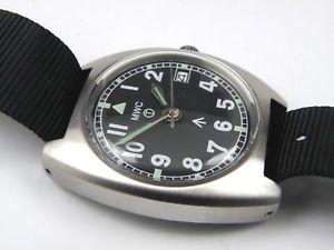 送料無料 値引き 腕時計 ウォッチ ジュエルパターンアラームmwc w10 con la fecha dcada joya 期間限定送料無料 24 reloj de patrn militar 1970 automtico