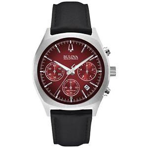 腕時計 ウォッチ ゲントクロノグラフbulova 96b238 gent  s accutron ii crongrafo reloj de pulsera
